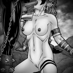 Angela loves Spawn - The Spawn porn comics - Angela sex Leandro Comics Porn Comics Spawn Sex