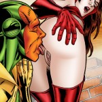 Scarlet Witch porncomics Avengers Porn Leandro Comics Scarlet Witch sex The Vision porn X-Men Sex