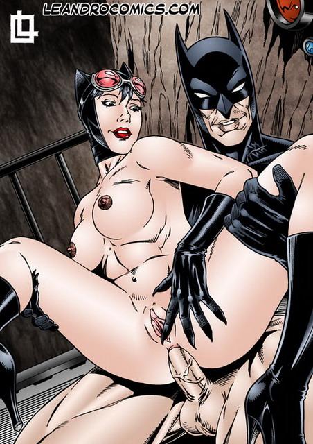 from Juelz ass sex toons batman