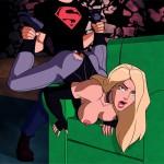 Rogue likes a dildo - Leandro Comics Rogue Sex X-Men Sex